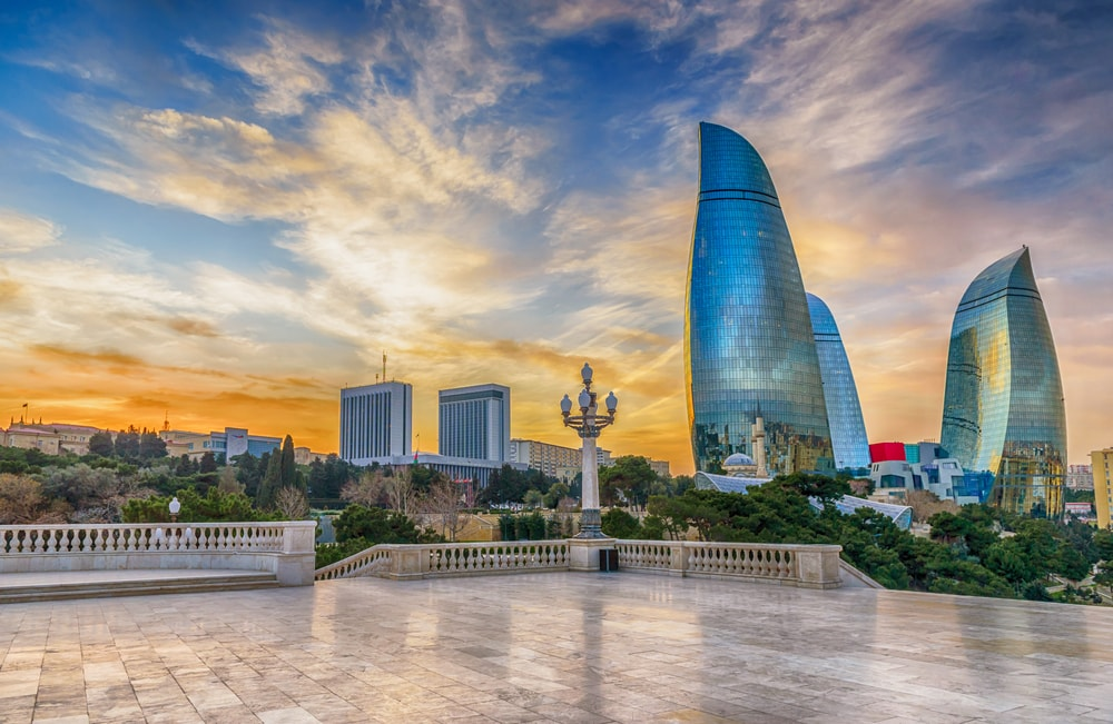 أهم المدن السياحية في دولة أذربيجان أفضل 10 مدن سياحية بدولة أذربيجان Top Glory Travel
